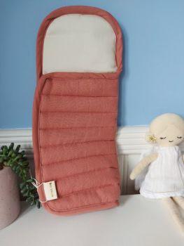 Fabelab -Doll Sleeping Bag (Clay)