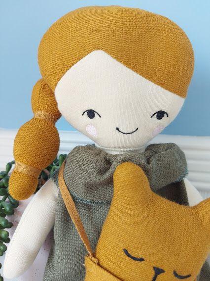 Fabelab - Big Doll, Acorn