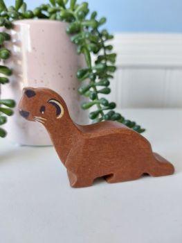Tender Leaf,  Woodland Animal (Weasel)