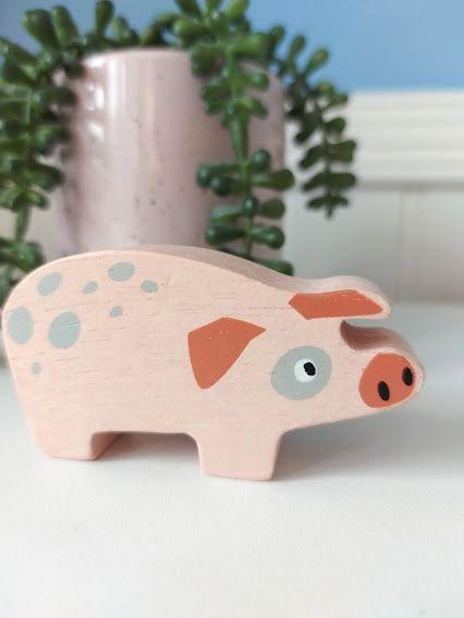 Tender Leaf, Farmyard (Pig)