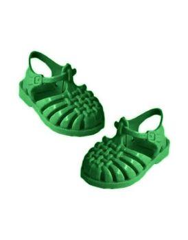"""Minikane, """"Sun"""" Beach Sandals for Doll - Green"""