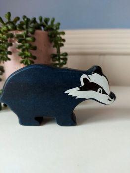 Tender Leaf,  Woodland Animal (Badger)