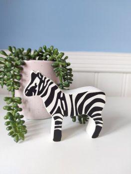 Tender Leaf,  Safari (Zebra)