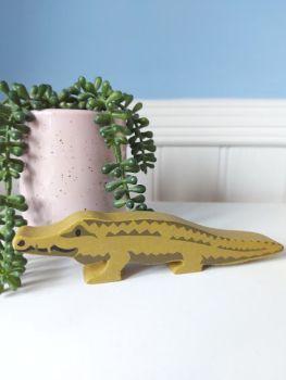 Tender Leaf,  Safari (Crocodile)