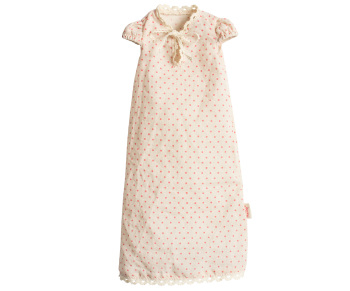 Maileg, Medium Spotty Nightdress (last one)