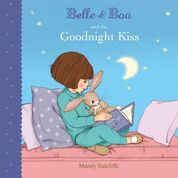 Belle & Boo, The Goodnight Kiss (Paperback)