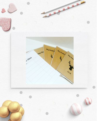 Christmas Planner Book