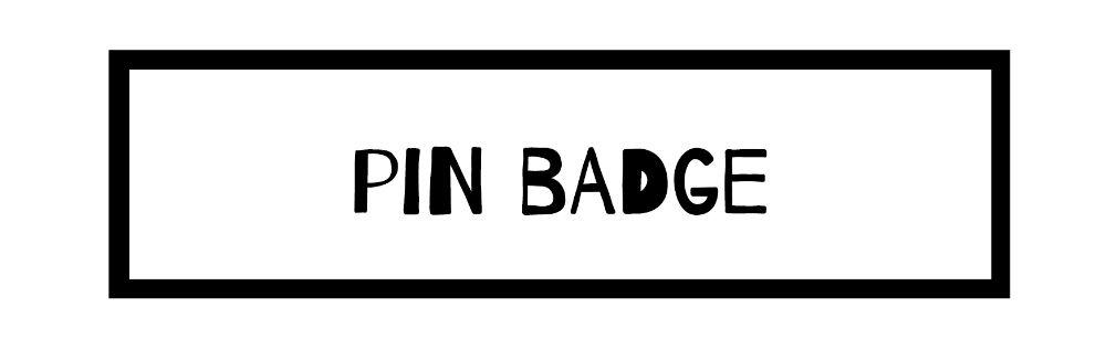 Pin Badge/Pocket Mirror