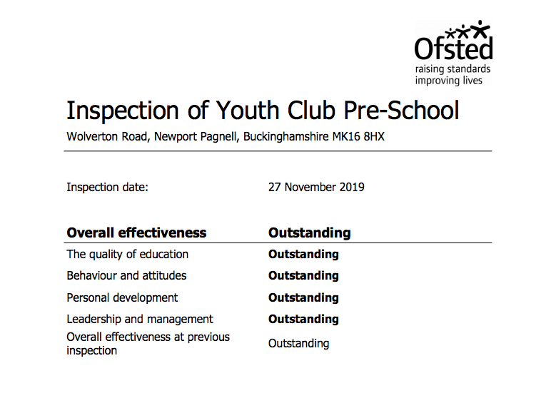 Inspection result 2019