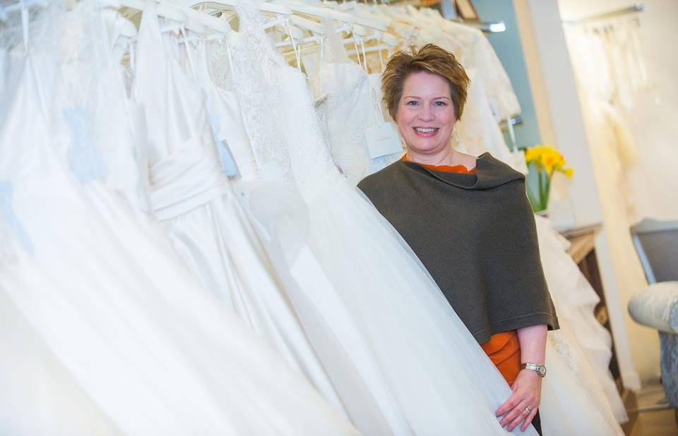 Brides of Winchester - Luxury Bridal Boutique in Hampshire - Love That Wedd