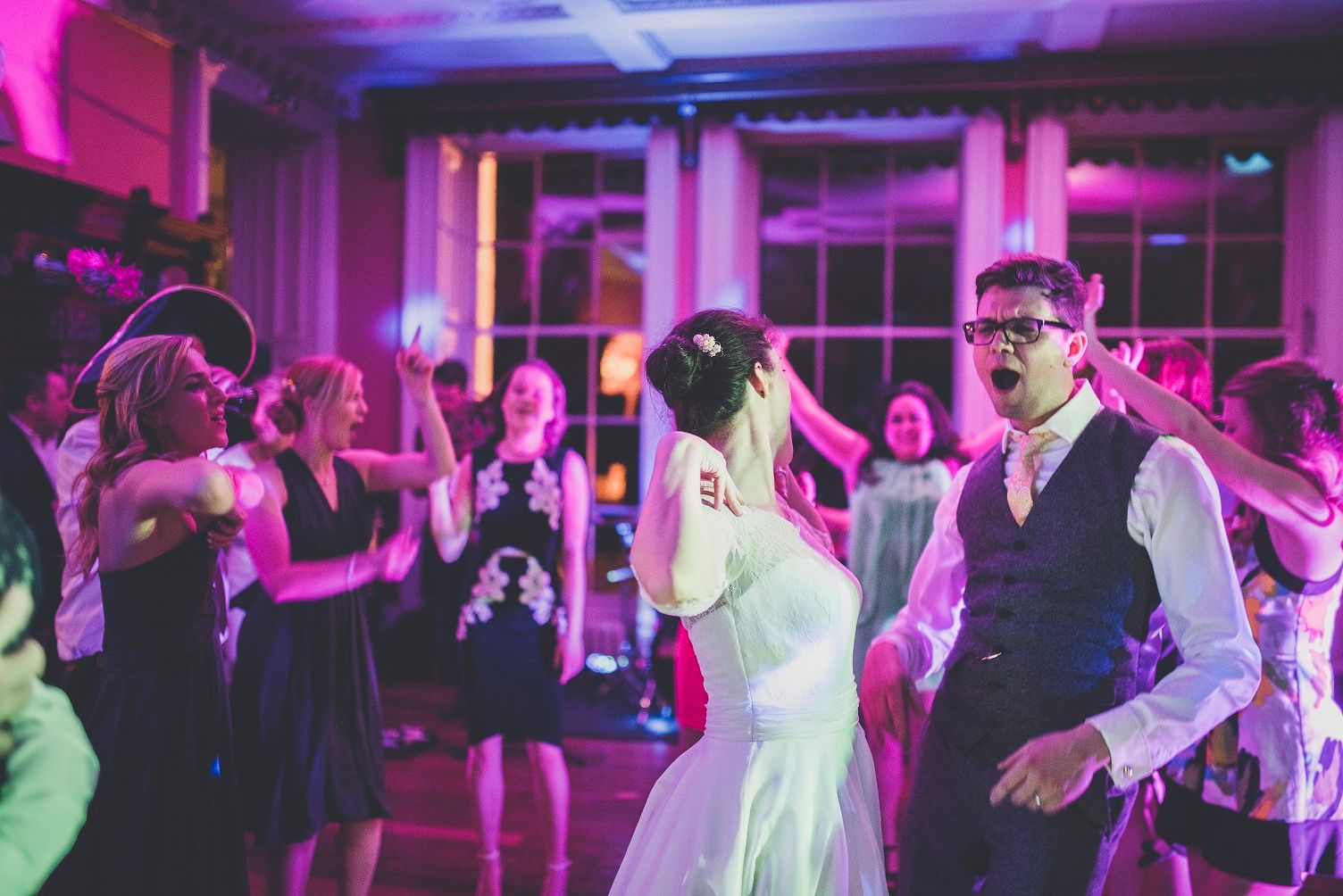 Unity Wedding DJs - Wedding DJs in Dorset - Love That Wedding!