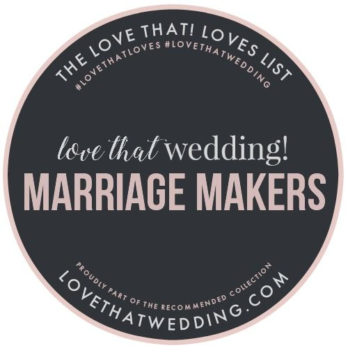 LTW! Badge - MARRIAGE MAKERS (500)