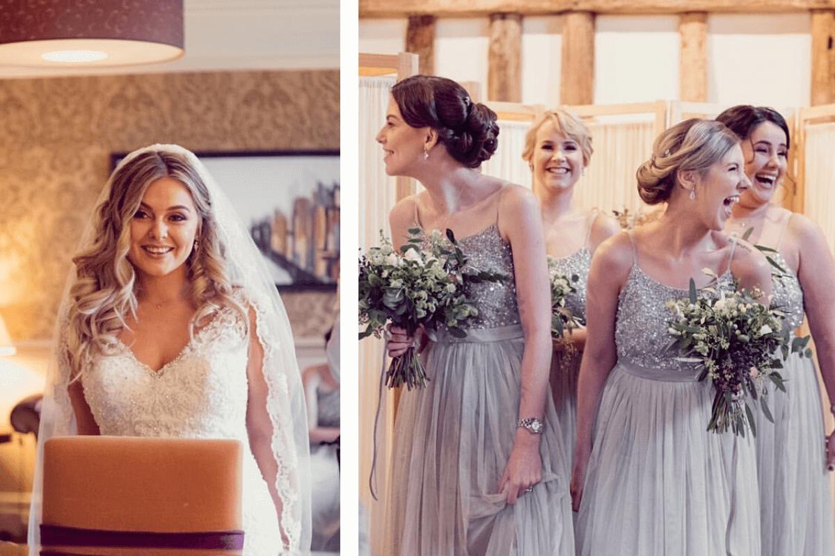 Bridal Hair in Hampshire - Wedding Hair in Wiltshire - Love That Wedding! (