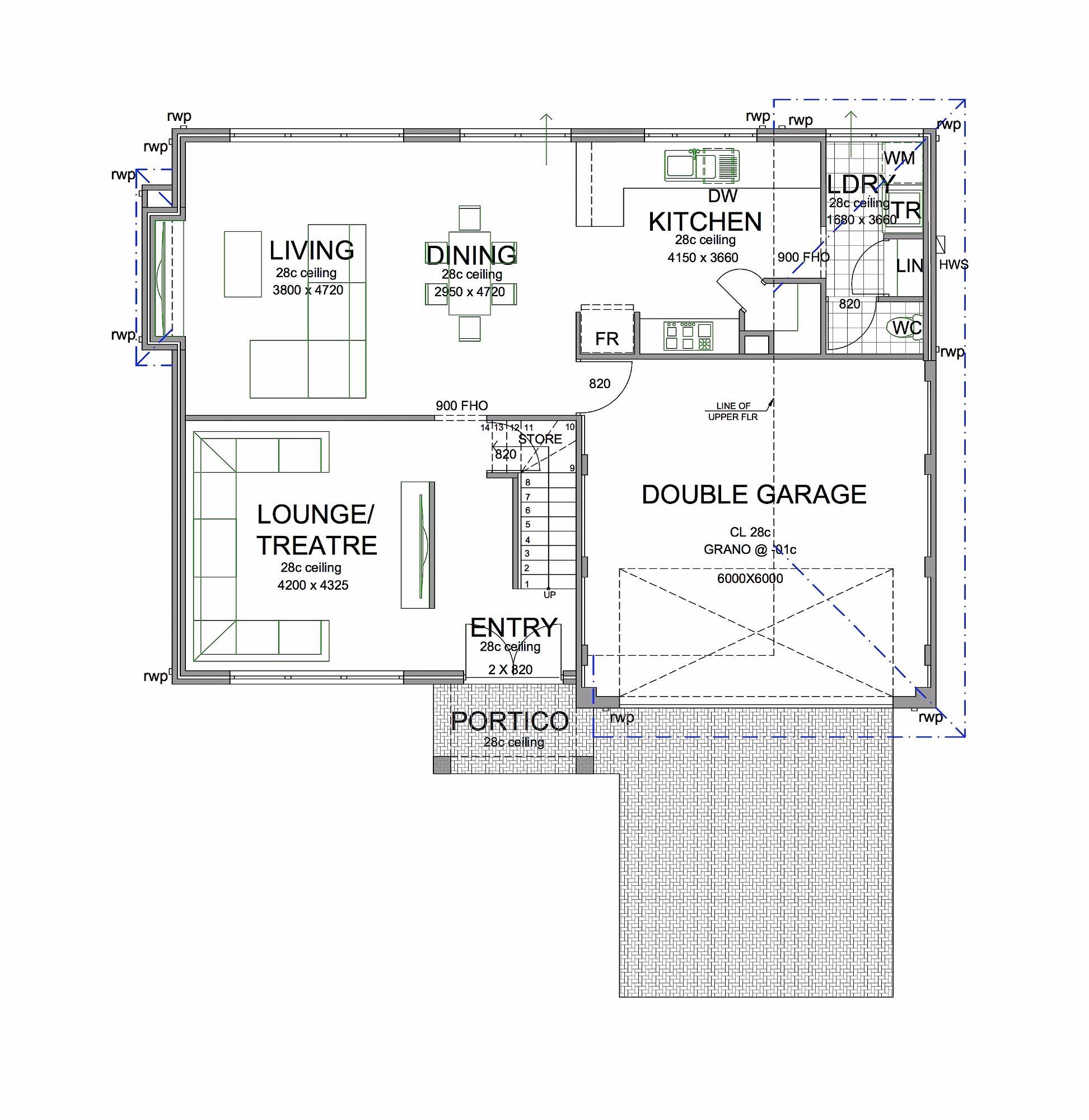 the strata floorplans 1