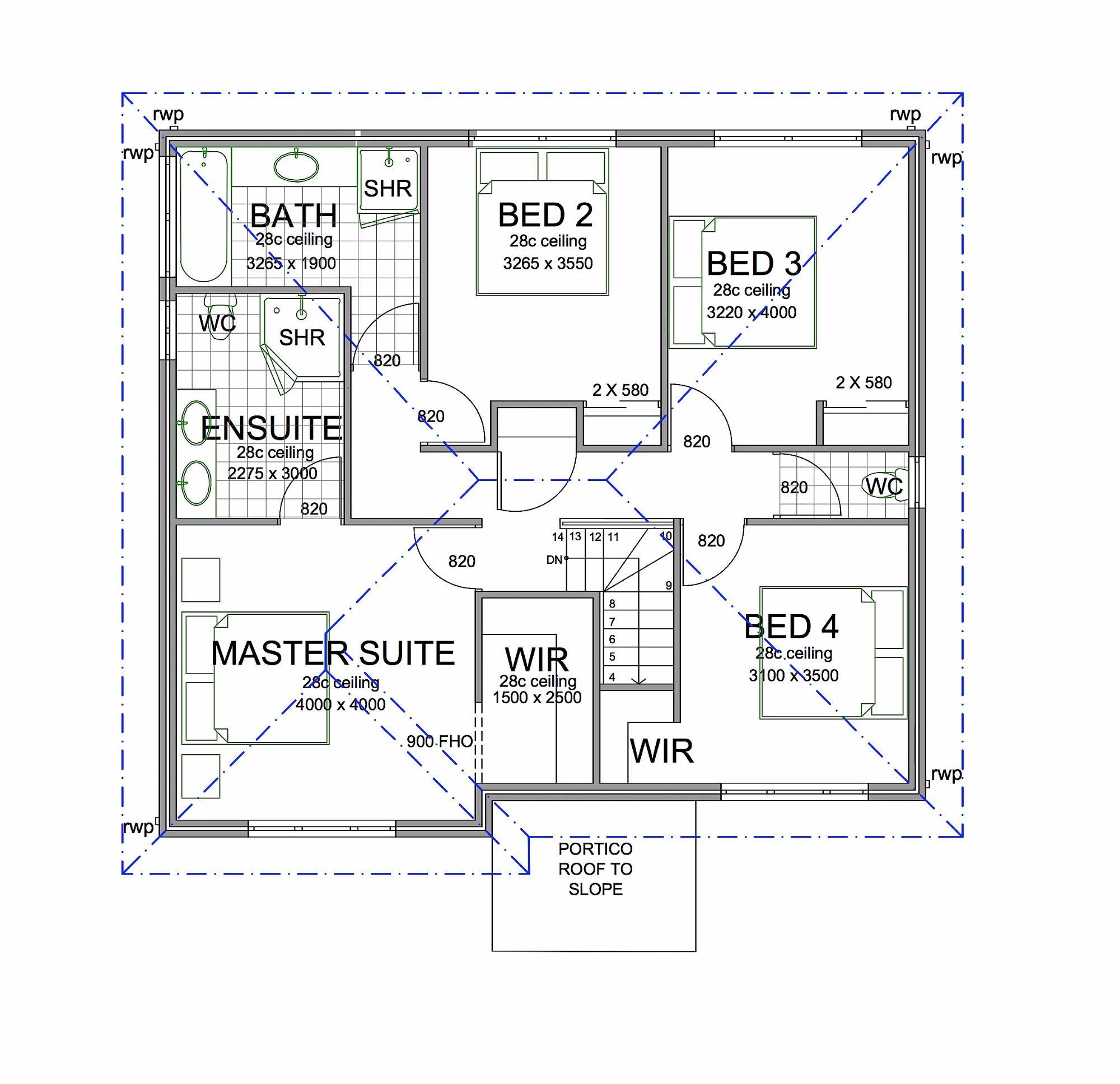 the strata floorplans 2