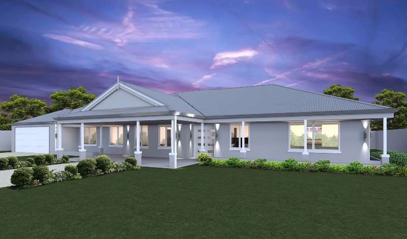 Country Style Home Designs Australia