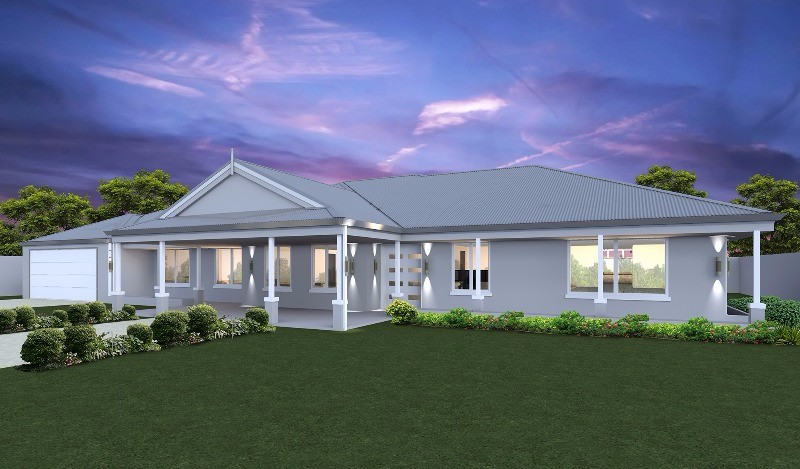 Rural house designs mandurah rural home designs mandurah for Country style farmhouse plans
