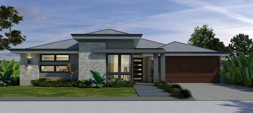 The Waterway 850mm new render