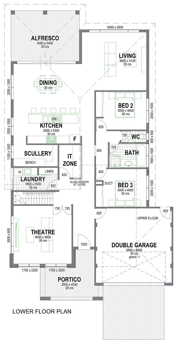 nov new 600 lf floorplan
