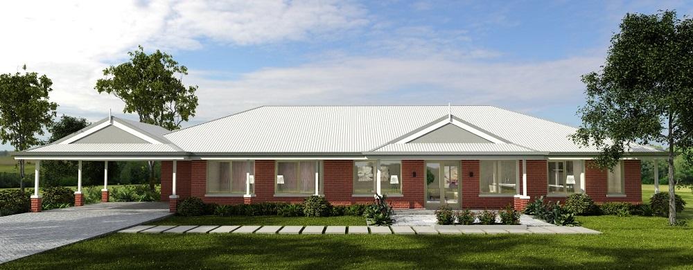Farmhouse Home House Designs Mandurah Bunbury Perth