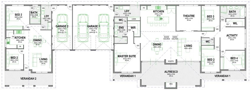 yarloop 850 floorplan