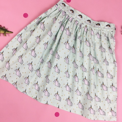 Women's Unicorn Skirt