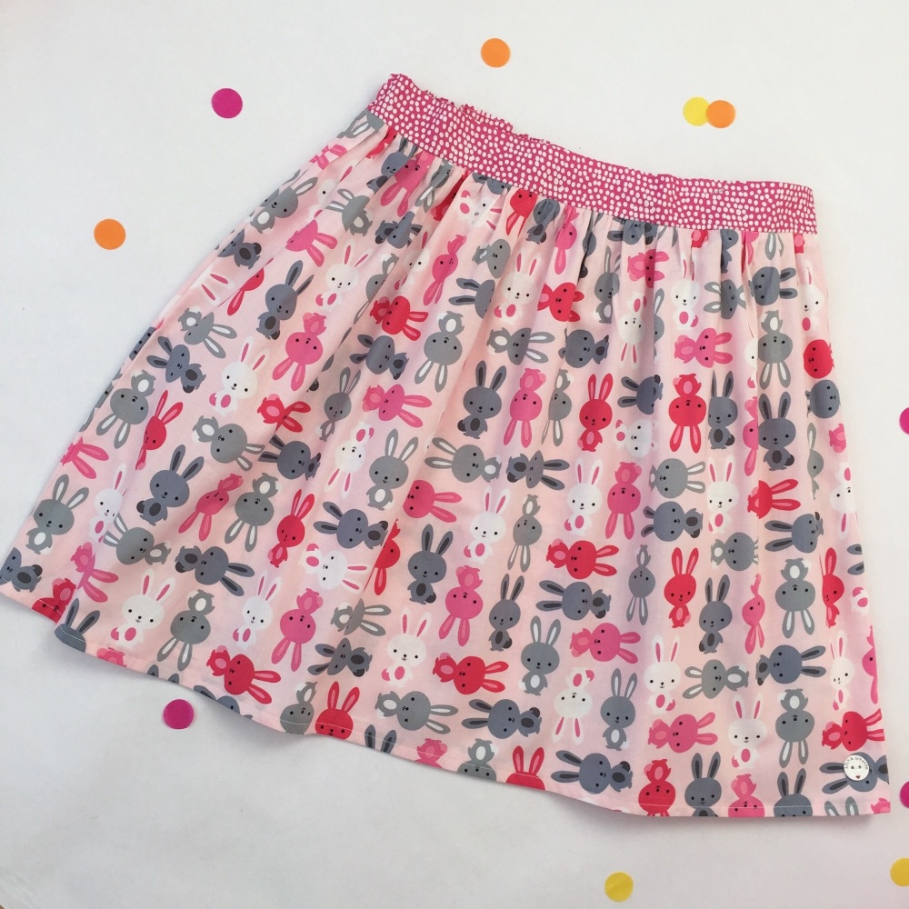Women's Rabbit Skirt