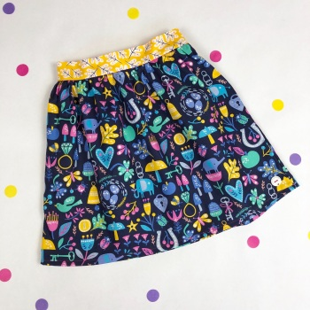 Treasures Skirt