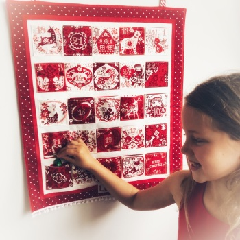 Traditional Advent Calendar - Personalised