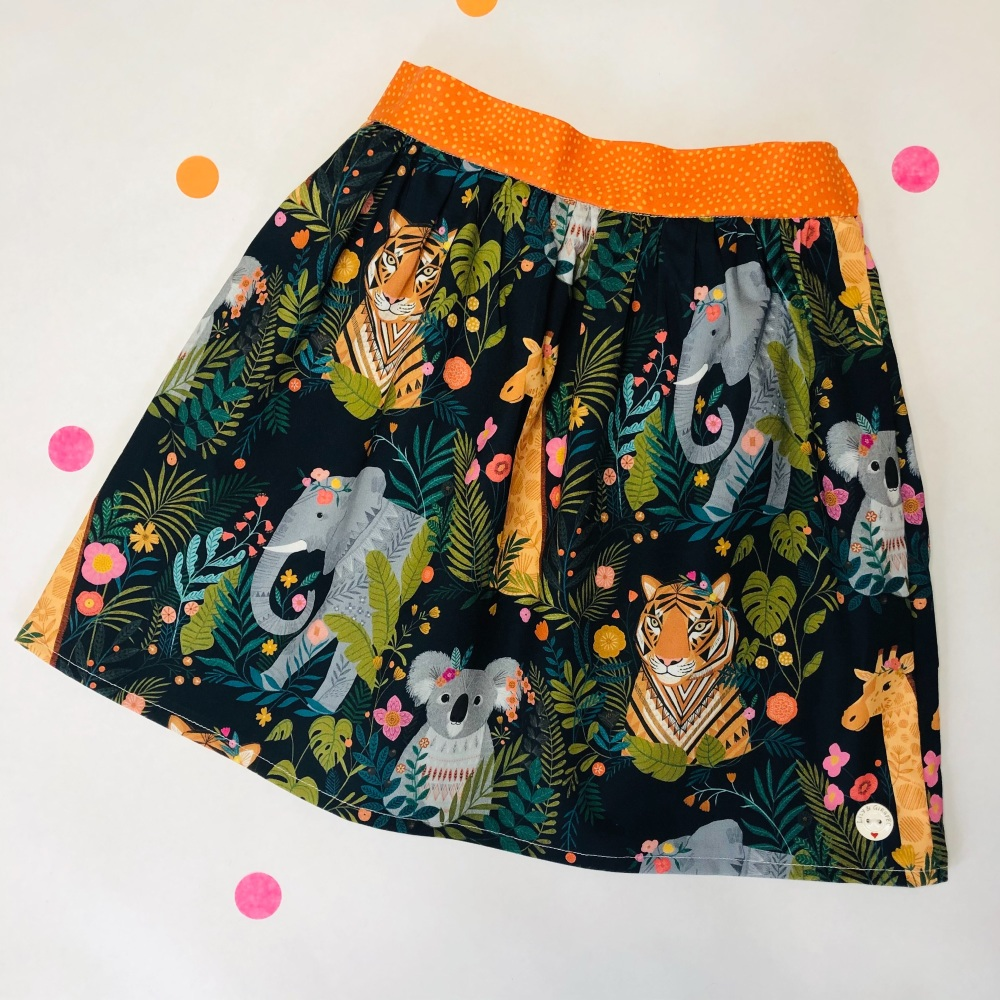 'Our Planet' Skirt