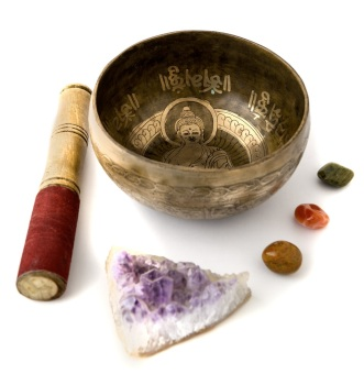 Crystal Healing Treatment - 45 minutes