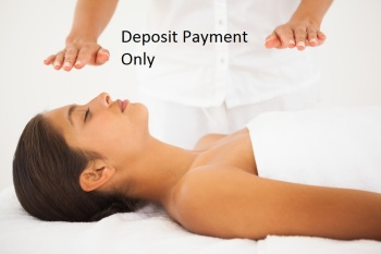 DEPOSIT ONLY - Reiki 1 Attunement -  22 & 23 September 2018 - 2 STUDENTS SPECIAL OFFER