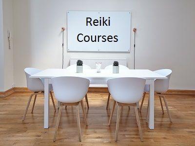 classroom Reiki courses