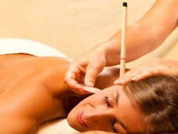 SPECIAL OFFER: Hopi Ear Candle Treatment (Candle & Facial Massage)