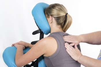 Seated Acupressure Massage