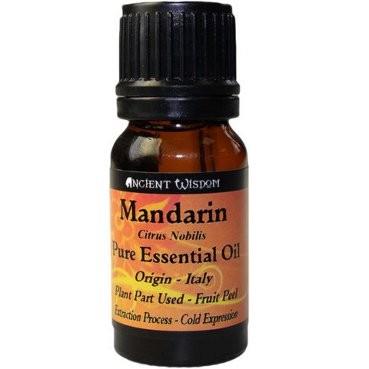 10ml Mandarin Essential Oil - Inc FREE P&P