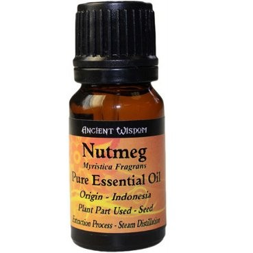 Nutmeg Essential Oil - 10ml