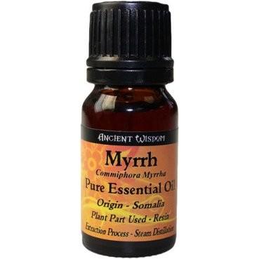 10ml Myrrh Essential Oil - Inc FREE P&P