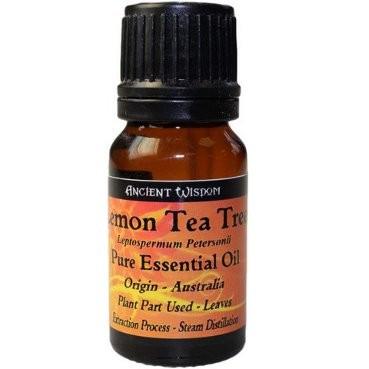 10ml Lemon Tea Tree Essential Oil - Inc FREE P&P