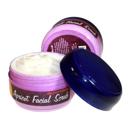 Apricot Facial Scrub - 100ml