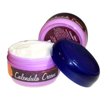 Calendula Cream - 100ml - Great for Wrinkles - SLS & Paraben Free