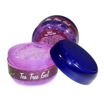 Aromatic Tea Tree Gel - 100ml - Antiseptic Properties - SLS & Paraben Free