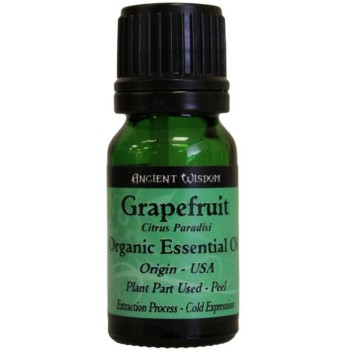 Grapefruit Organic Essential Oil