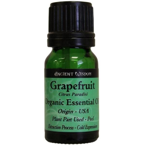 Grapefruit Organic Essential Oil