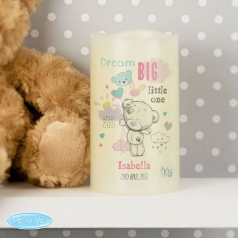 Baby Gift Candles