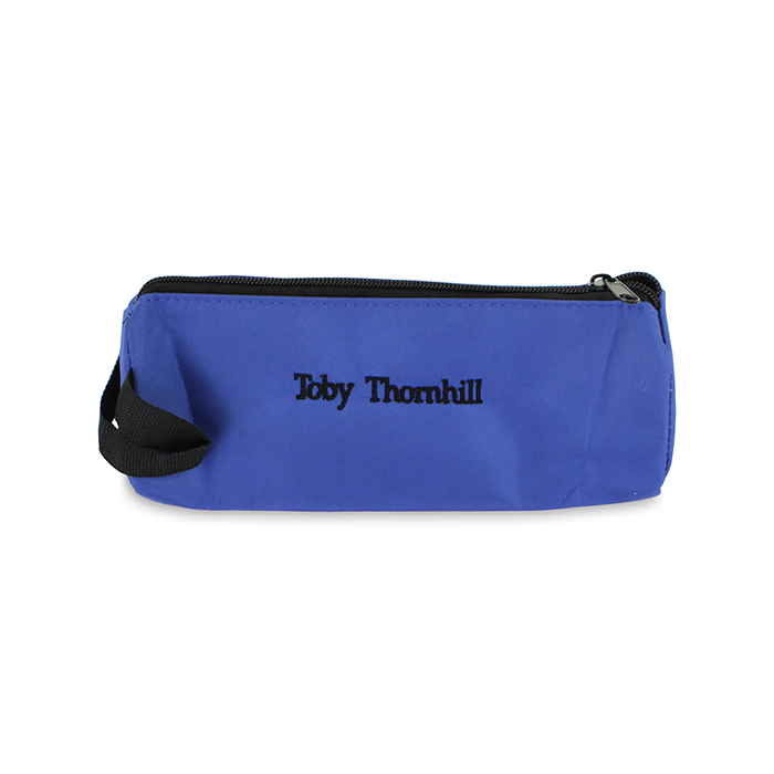 Personalised Back to School Pencil case - Blue