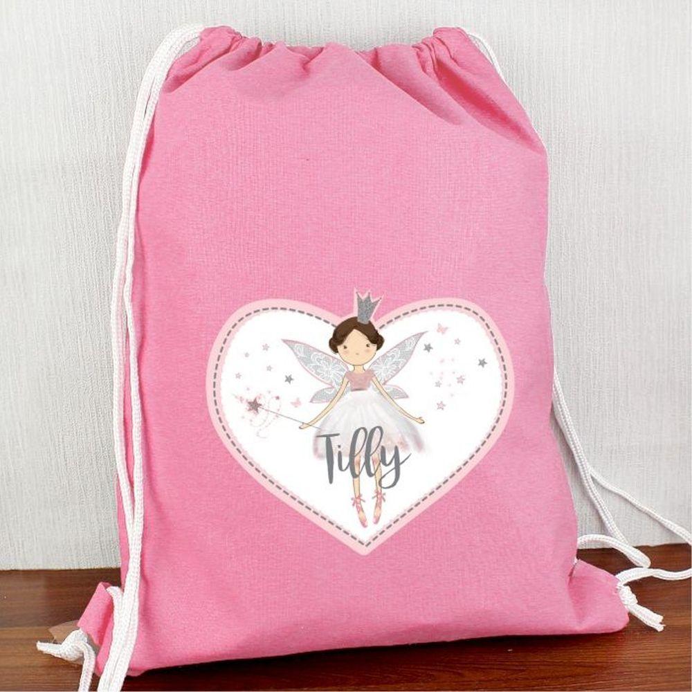 Personalised School & Swimming Bags