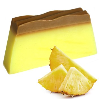 Handmade Pineapple Soap - Tropical Paradise Soap