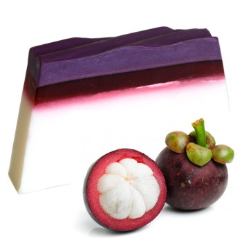 Handmade Mangosteen Soap - Tropical Paradise Soap