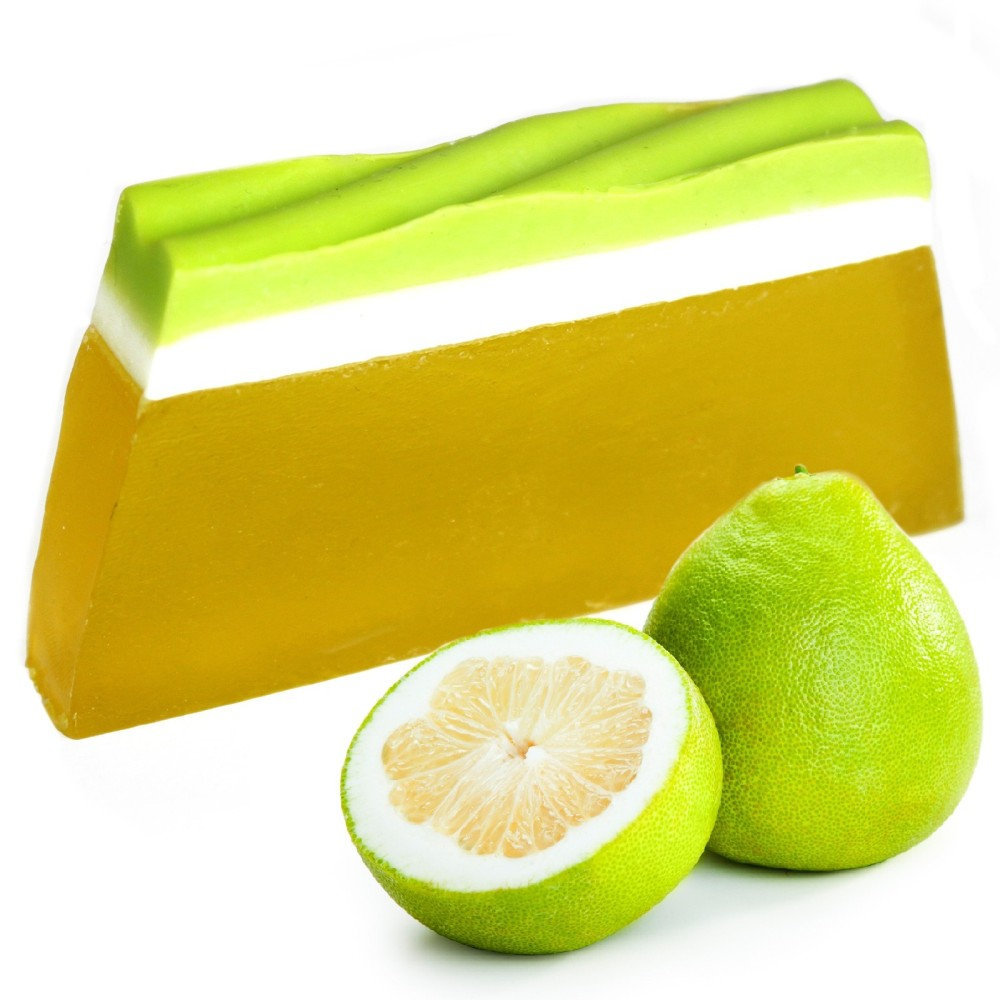 Handmade POMELO SOAP - Tropical Paradise Soap